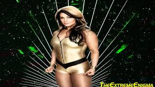 "Kaitlyn 4th and New WWE Theme Song ""Spin The Bottle"" (WWE Edit)"