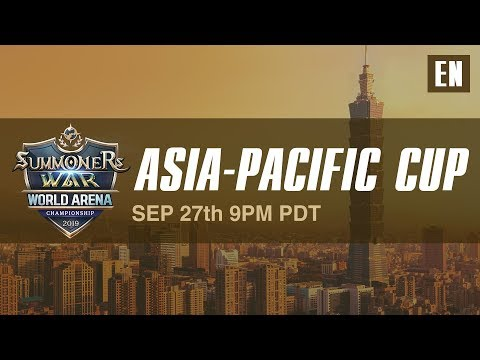 [EN] SWC2019 Asia-Pacific Cup | Summoners War | 서머너즈 워