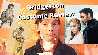 Regency Tailor Explains Bridgerton Men's Costumes