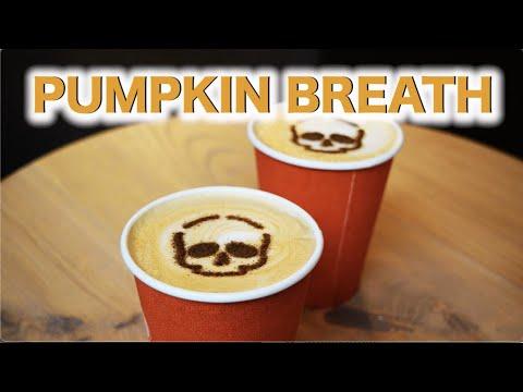 Pumpkin Breath (Ariana Grande Parody) - Young Jeffrey's Song of the Week