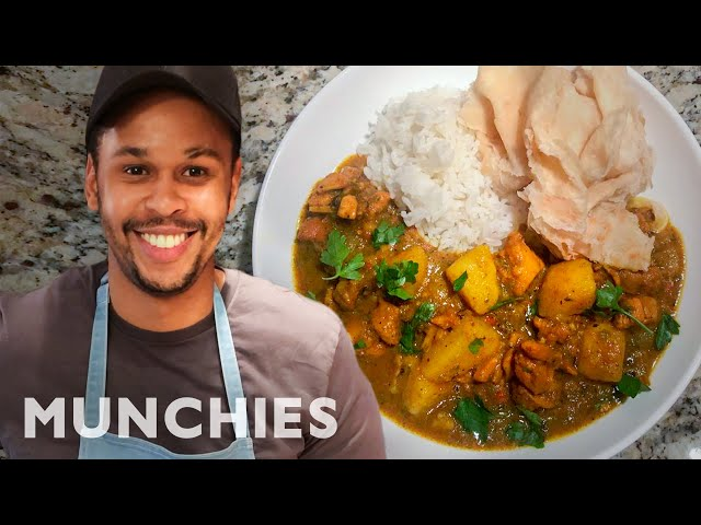 Jamaican Curry Doesn't Have to Be Complicated