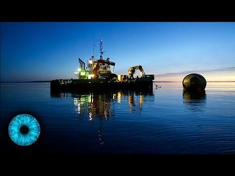 Neuartiges Wellenkraftwerk: C3WellenenergieKonverter fünfmal effektiver