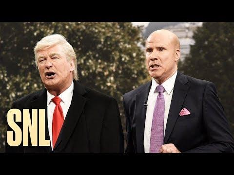 Trump Impeachment Press Conference Cold Open - SNL