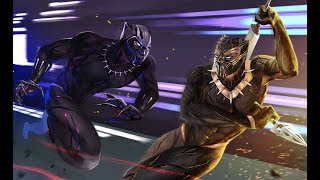 Black Panther announcement and release