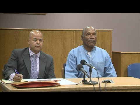 OJ Simpson speaks out about Vegas robbery to parole board | ABC News