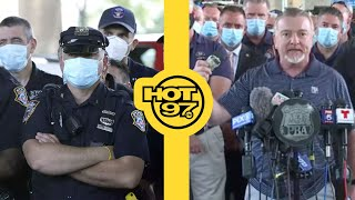 Reactions & Fallout Of The Police Union's Press Conference