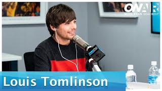 Louis Tomlinson Reveals What to Expect From Debut Album 'Walls' | On Air With Ryan Seacrest