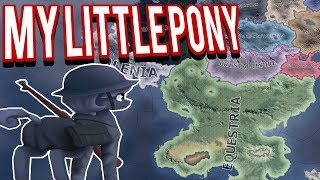 MY LITTLE PONY IN HEARTS OF IRON 4 HOI4 MOD