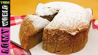 Video Coffee Cotton Sponge Cake | Super Soft & Fluffy Cake | BAKE AT HOME | YUMMY ❤ download MP3, 3GP, MP4, WEBM, AVI, FLV September 2018
