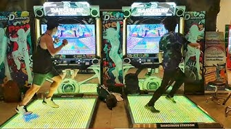 [ #DANCERUSH_STARDOM ] Crazy Shuffle  Lv.9  - Matching Dance Step
