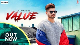 Value Kadir Thind Free MP3 Song Download 320 Kbps