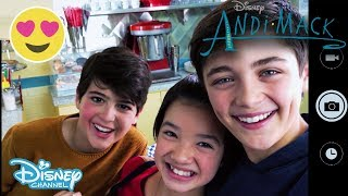 Andi Mack | EXCLUSIVE: Episode 4 First 5 Minutes Sneak Peek | Official Disney Channel UK