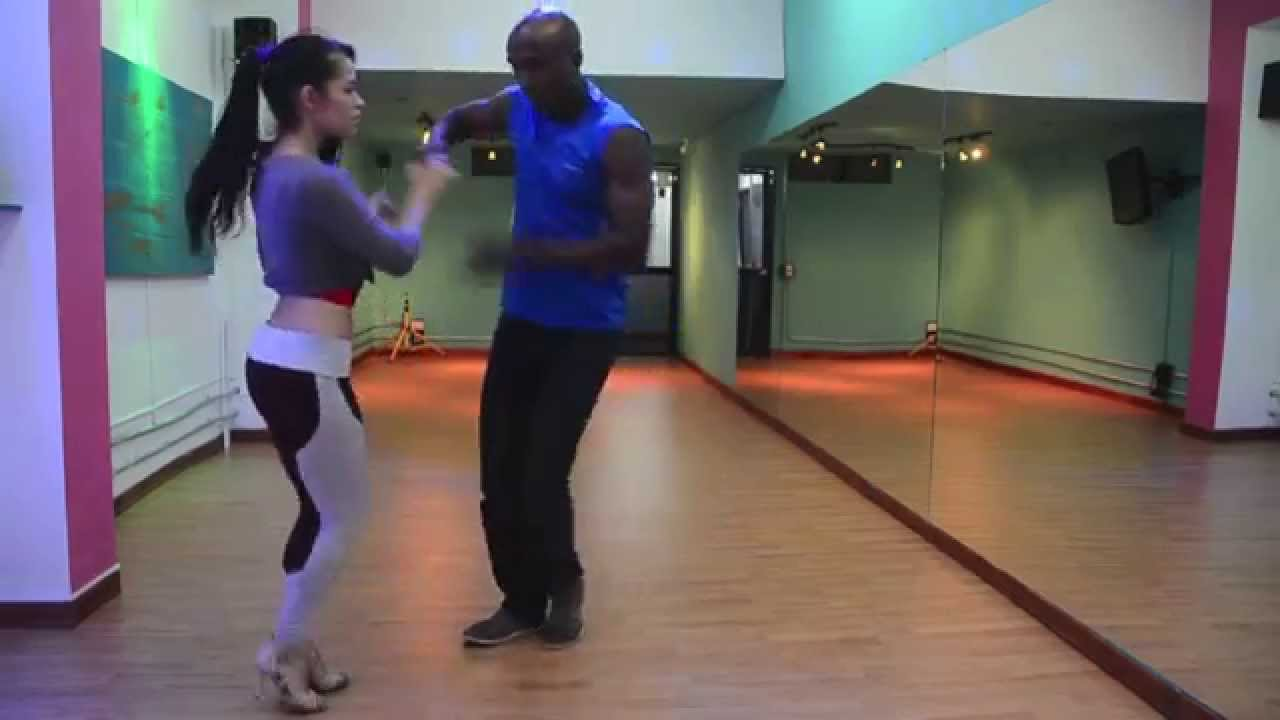 how to dance bachata alone