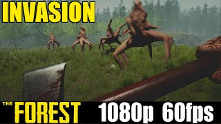 Vaginia Invasion - The Forest - Yolo Let'sPlay - Part 27