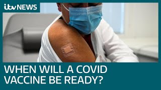 When will a Covid-19 vaccine be ready in the UK? | ITV News