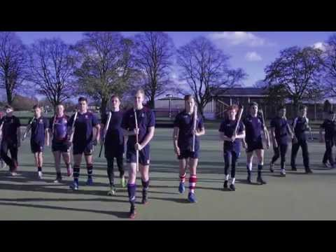 solihull school boys rugby Vs hockey video 2015