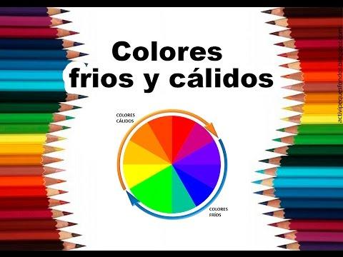 Colores frios y calidos lessons tes teach - Los colores calidos y frios ...