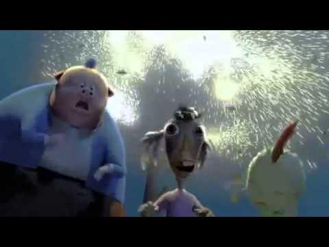 Chicken Little 2005 Teaser Trailer 2 Youtube