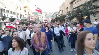 علي الكوفية ولولح بيها - الاغنية الفلسطينية في النبطية جنوب لبنان