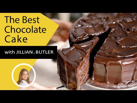 THE Best Chocolate Cake Recipe Ever - Hands Down!