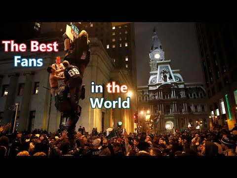 The Best of Philadelphia Fans
