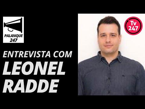 Palanque 247 - Entrevista com Leonel Radde, candidato a deputado estadual pelo PT-RS