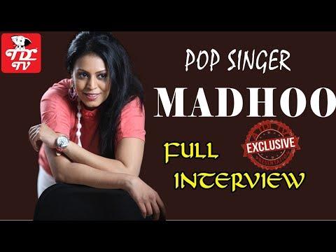 Pop Singer Madhoo Exclusive Interview    Pop Album    Desi Girl Madhoo    Pop Music