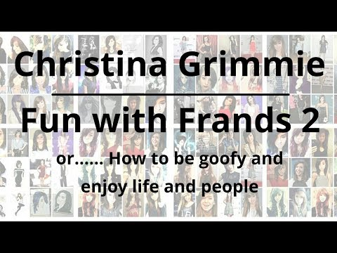 Christina Grimmie Fun With Frands 2