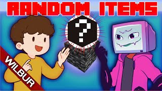Random Item Skyblock Challenge (with Pyrocynical)