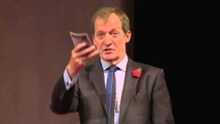 The Worst Things that Happen Can Often Be the Best | Alastair Campbell | TEDxYouth@Manchester