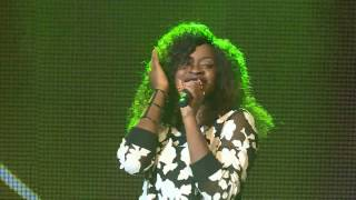 Oluchi Singing Right Now by Seyi Shay - Project Fame 9