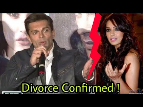 Omg ! Karan Singh Grover and Bipasha Basu's divorce confirmed Shocking