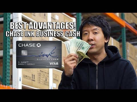 ADVANTAGES OF CHASE INK BUSINESS CASH CARD | HOW I INCREASED LIMIT TO $50,000