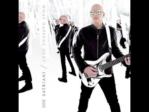 Forever and Ever- Joe Satriani- What Happens Next2018