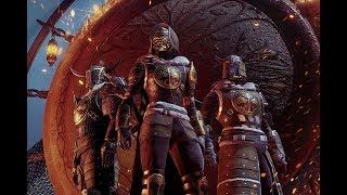 Destiny 2   Iron Banner Grind!! Need Hunter cloak 40+ Packages!! thumbnail