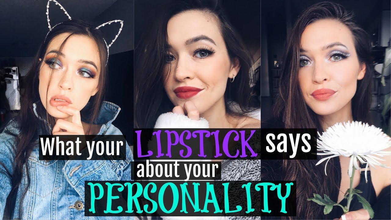 Lipstick Personality Test-Lol | Hair/Makeup/Beauty | Pinterest