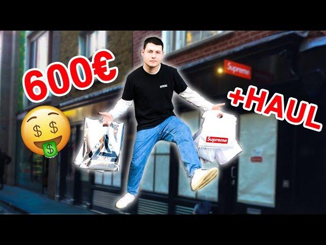 Shoppen in London +HAUL *bin jetzt broke lol*