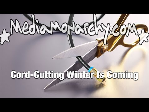 Cord-Cutting Winter Is Coming - #GoodNewsNextWeek