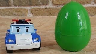 Мультфильм про трактор, который привез яйца с машинками