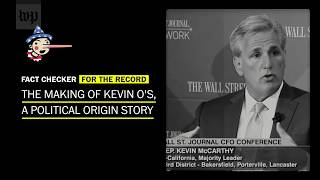 Kevin McCarthy's stint as a small-business entrepreneur