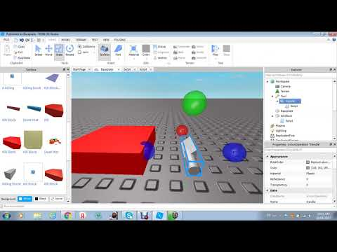 roblox studio how to make a survival game