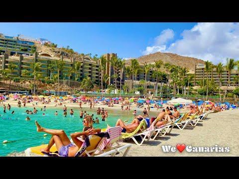 Gran Canaria Playa del Ingles Maspalomas Puerto Rico | We❤️Canarias