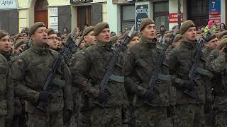 Hymn Polski w wykonaniu trzech tysięcy #Terytorialsi