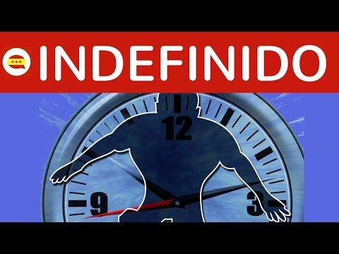 El indefinido einfach erklärt - Gebrauch, Bildung, Anwendung auf Deutsch - Spanische Zeiten