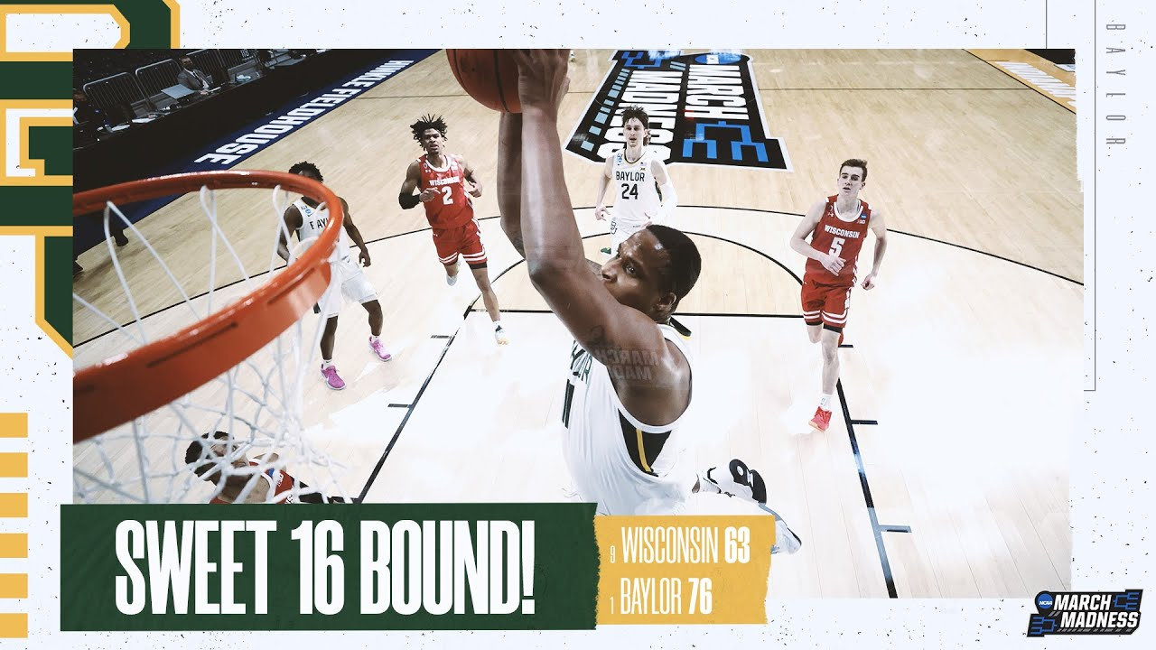 Wisconsin Badgers men's basketball: Baylor NCAA Tournament ...
