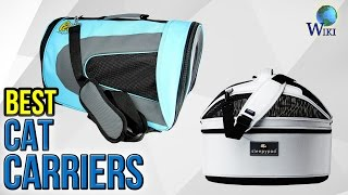 10 Best Cat Carriers 2017