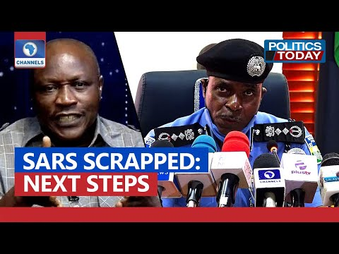Scrapping Of SARS Good For Nigeria Police Image - Fmr. Force PRO