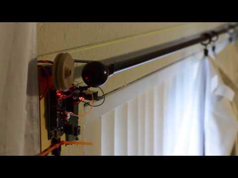 Arduino - Automatic Curtain Puller