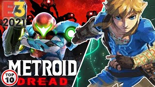 Nintendo Direct E3 2021 Press Conference Highlights