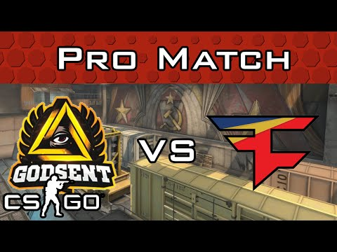 Godsent vs FaZe on Train